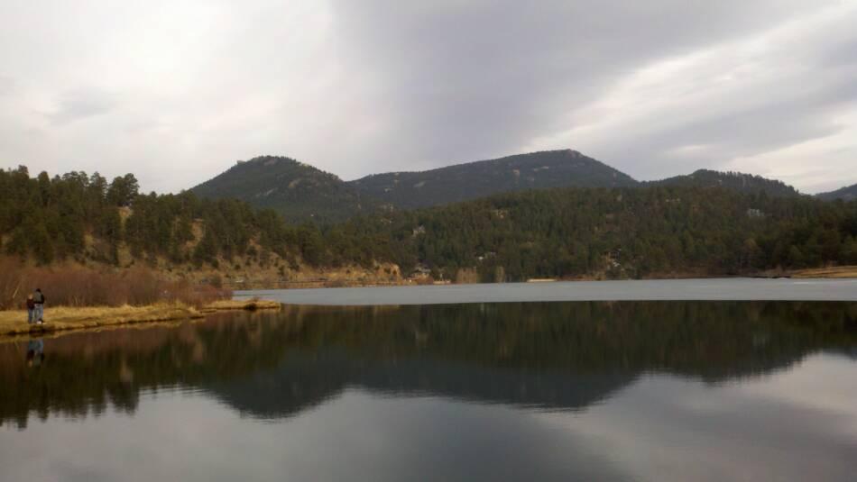 Fishing evergreen lake colorado fishing travel guide for Fishing lakes in colorado