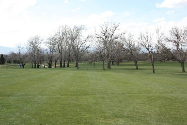Wellshire golf course colorado