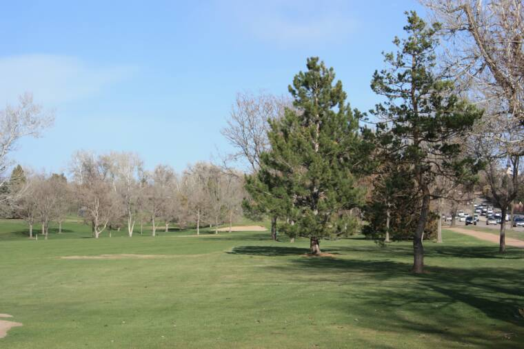 denver golf courses