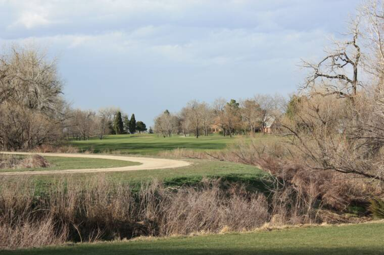 wellshire hole 18 golf denver