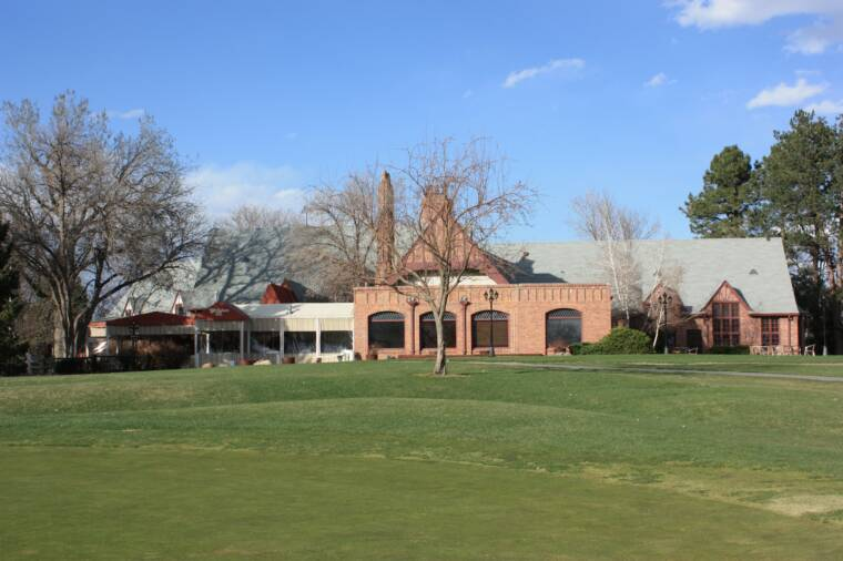 Wellshire golf club house
