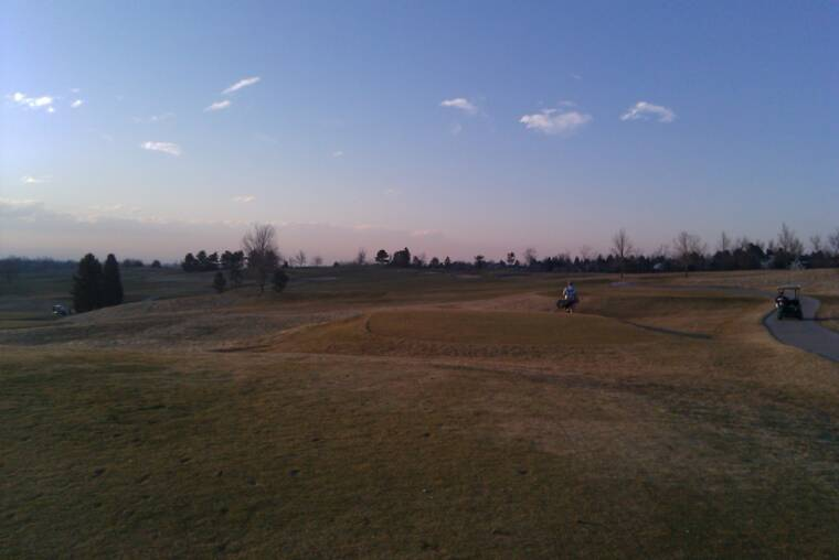 south suburban golf lone tree
