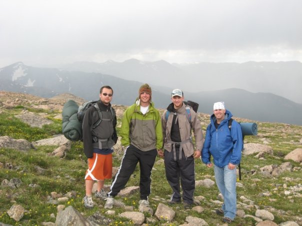 Longs Peak Hiking