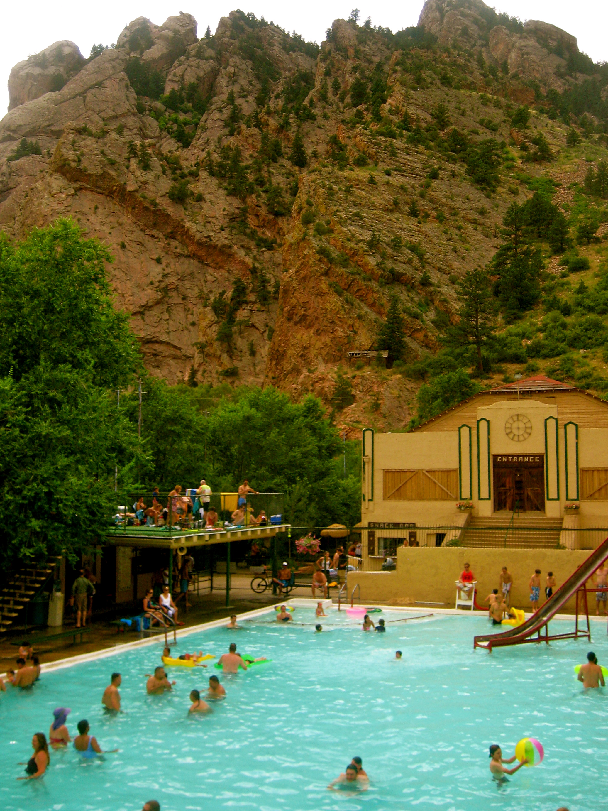 el dorado hot springs