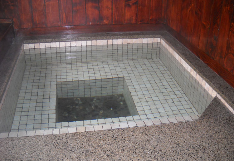 Orvis Hot Springs Private Tub