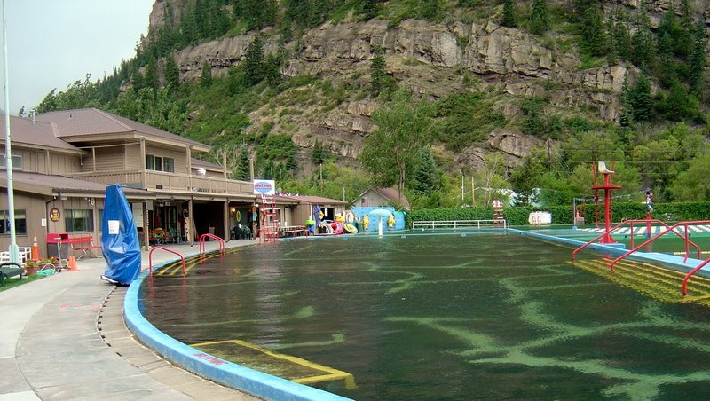 ouray springs pool