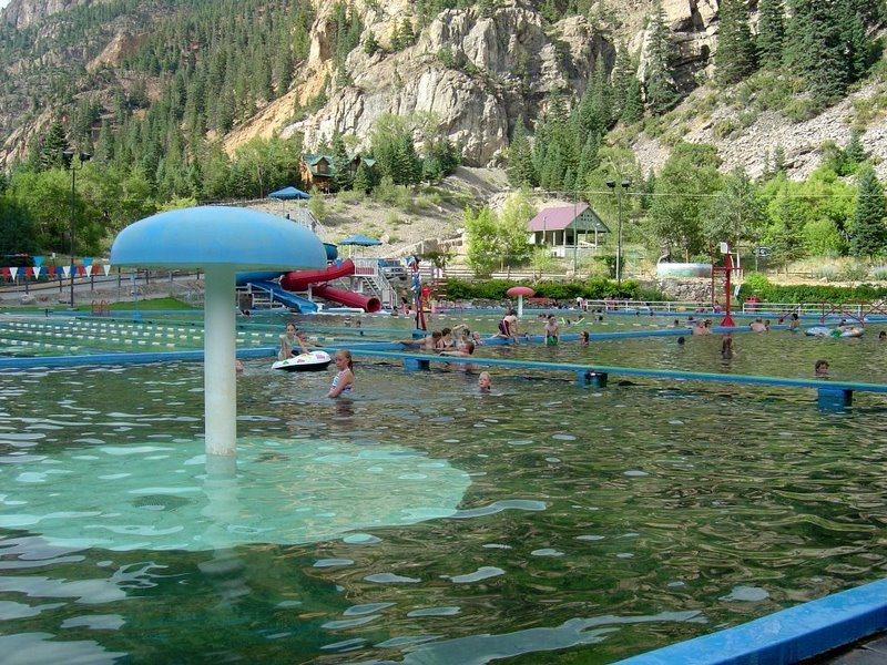 ouray colorado mineral springs