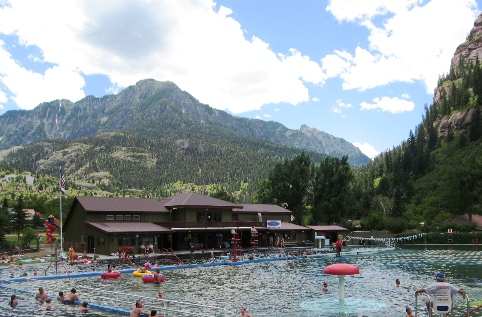ouray hot mineral springs