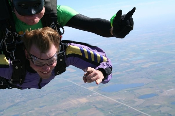 Colorado Mile-Hi Skydiving