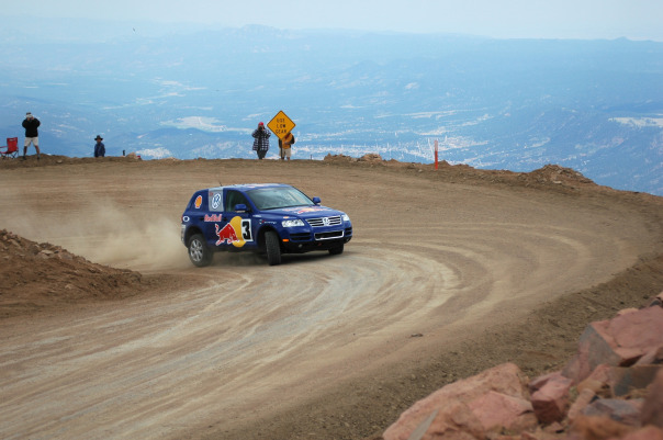 Pikes Peak Rally Cars