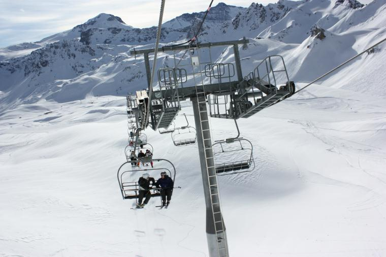 val d'isere chair lift