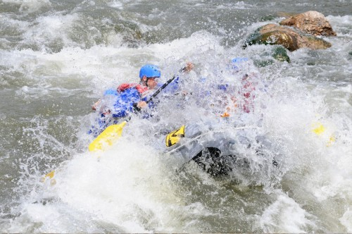Colorado Rafting Trips