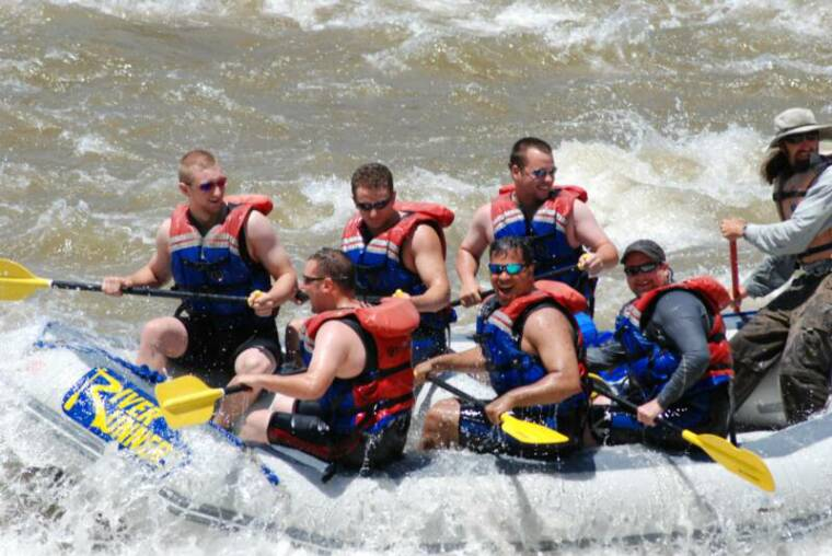 royal gorge rafting-arkansas river