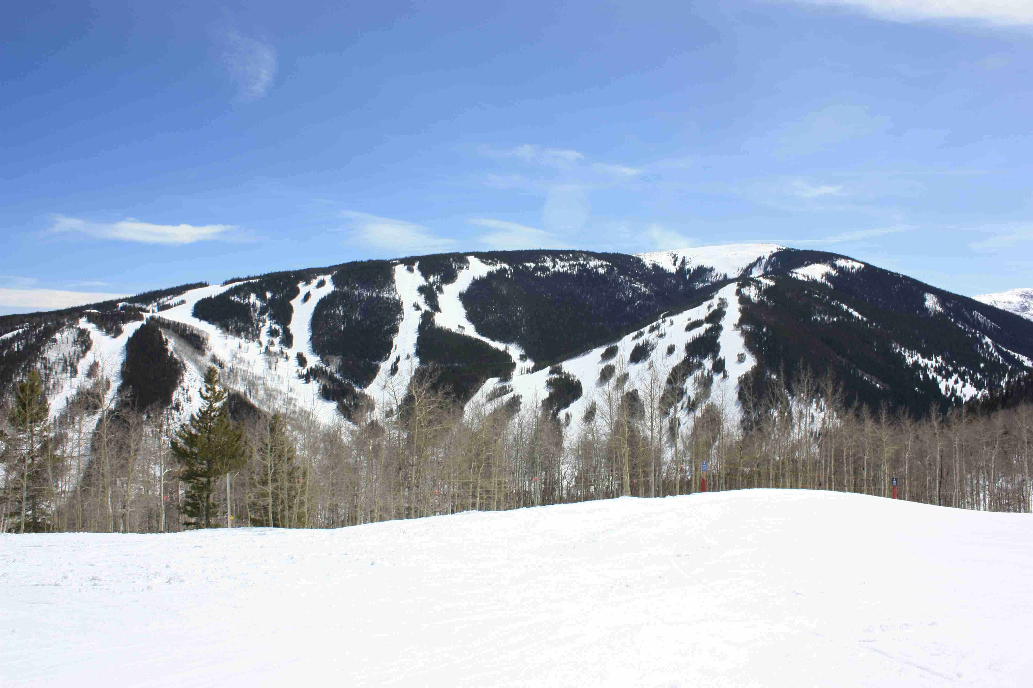 Beaver Creek Ski Mountain