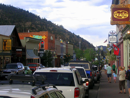 Beau Jos Idaho Springs