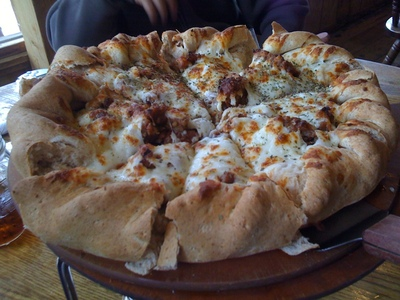 Beaujos mountain pizza idaho springs