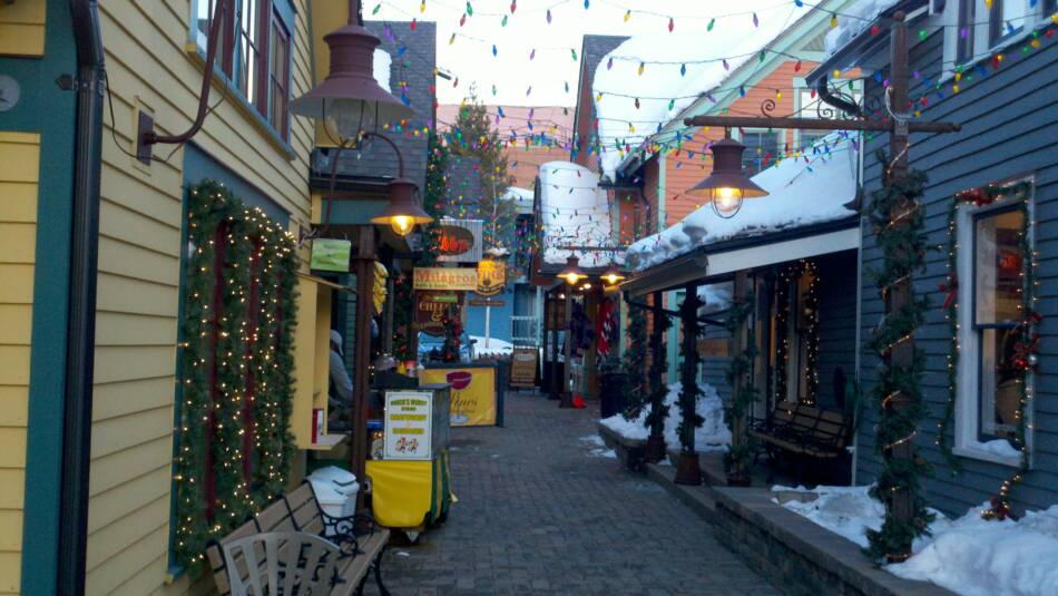 mainstreet downtown breckenridge