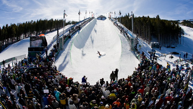 Dew Tour Breckenridge, CO - Day 4