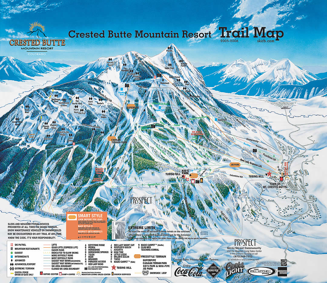 Colorado Ski Resort Submited Images