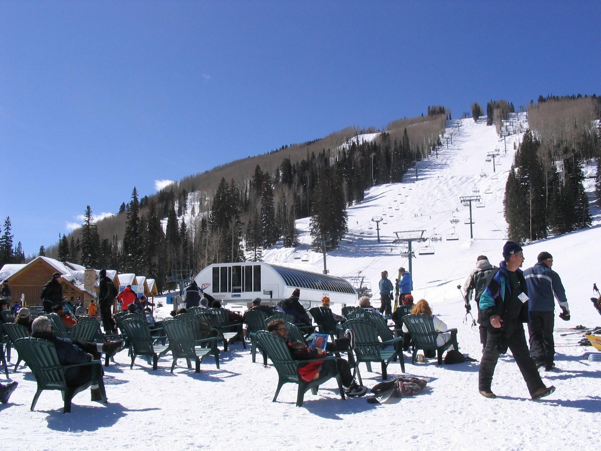 skiing & snowboarding durango mountain resort - colorado ski travel