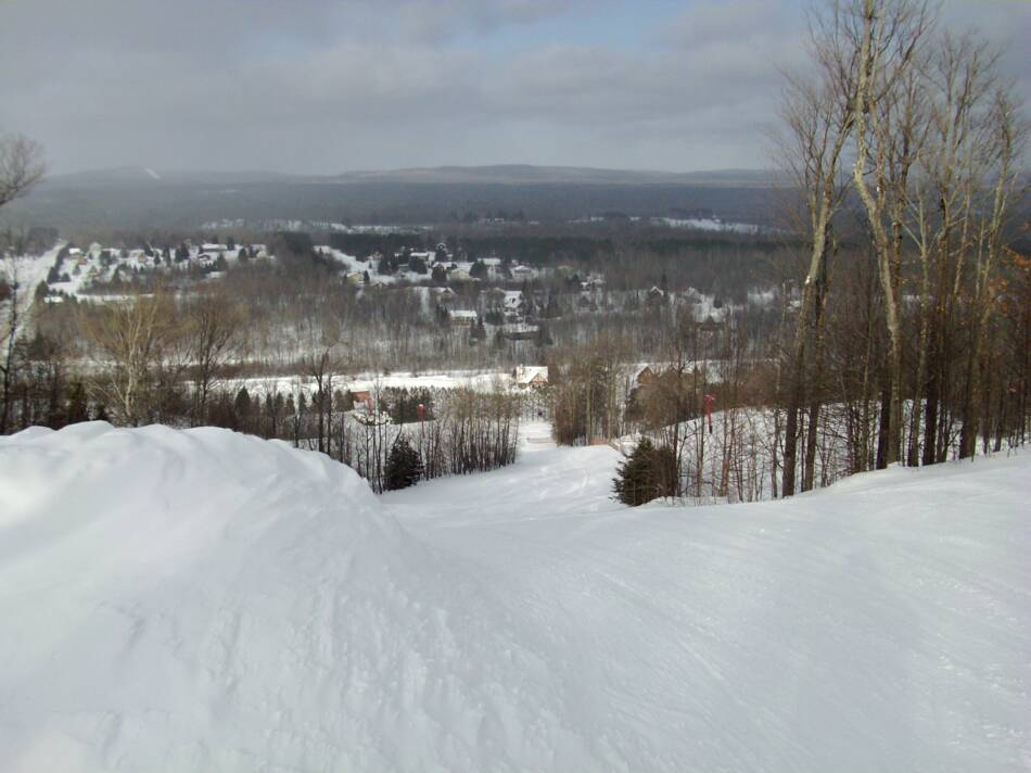 Powderhorn Dynamite Ski Trail
