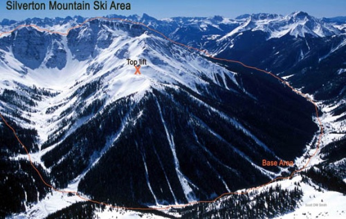 Silverton Mountain Ski Area