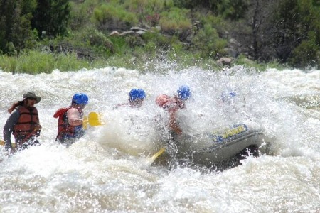 Canon City rafting