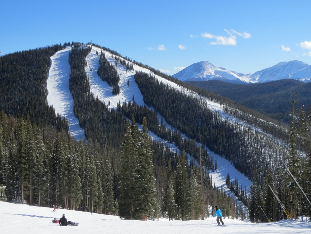 Keystone Ski Resort North Peak