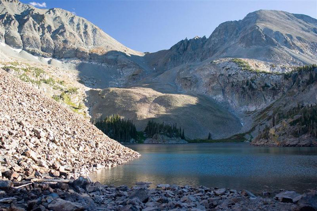 Lake Agnes Colorado