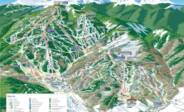 Beaver Creek Ski Trail Map