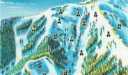 Crested Butte Teo Bowl Trail Map