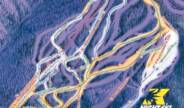 keystone night skiing trail map